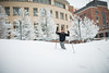 Snow Day_Cross Country Skiing_WVU_West Virginia_photo by Gabe DeWitt_March 05, 2015-56