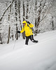 Snow Day_Cross Country Skiing_Dorseys Knob_West Virginia_photo by Gabe DeWitt_March 05, 2015-66