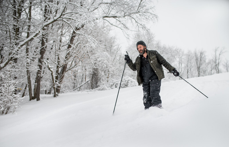 Snow; Day; Cross; Country; Skiing; Dorseys; Knob; West; Virginia; photo; Gabe; DeWitt; March; 2015; Adventure Photography; Cross Country Skiing; Favorite things; Jamie Lester; Morgantown; Places; Seasons; Snow; Snow Day; West Virginia; Winter; by Gabe DeWitt