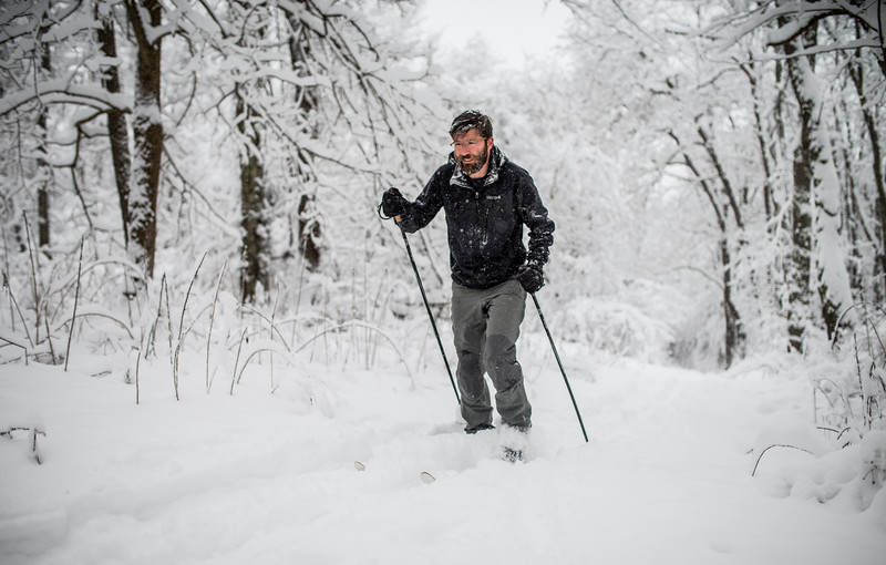 Snow; Day; Cross; Country; Skiing; Dorseys; Knob; West; Virginia; photo; Gabe; DeWitt; March; 2015; Adventure Photography; Cross Country Skiing; Favorite things; Morgantown; People; Places; Seasons; Snow; Snow Day; West Virginia; Winter; Zach Fowler; by Gabe DeWitt; friends
