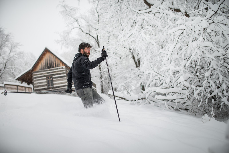 Snow; Day; Cross; Country; Skiing; Dorseys; Knob; West; Virginia; photo; Gabe; DeWitt; March; 2015; 114; Adventure Photography; Cross Country Skiing; Favorite things; Morgantown; People; Places; Seasons; Snow; Snow Day; West Virginia; Winter; Zach Fowler; by Gabe DeWitt; friends