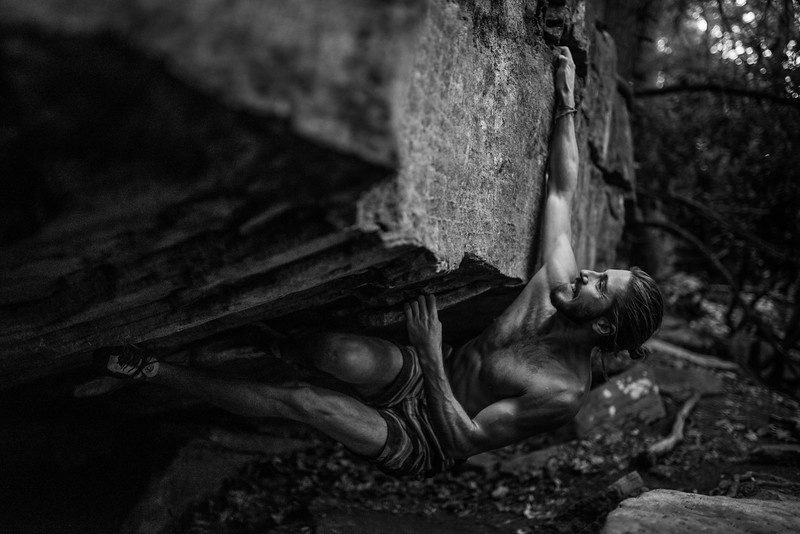 Dylan-Jones-Bouldering-Coopers-Rock-WV_August_25_2015_80