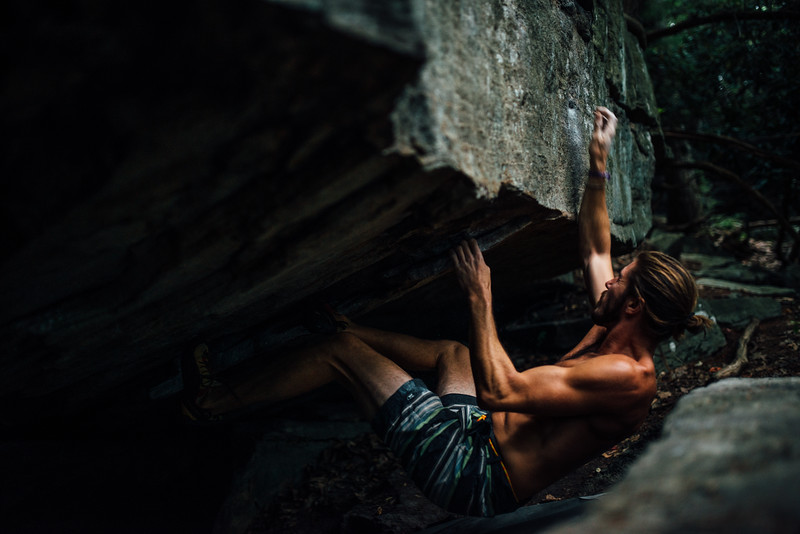 Dylan-Jones-Bouldering-Coopers-Rock-WV_August_25_2015_58