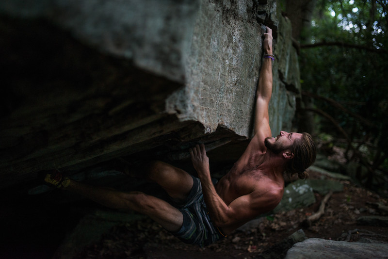 Dylan-Jones-Bouldering-Coopers-Rock-WV_August_25_2015_78-2