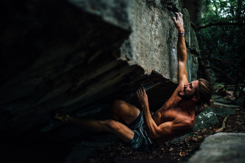 Dylan-Jones-Bouldering-Coopers-Rock-WV_August_25_2015_68