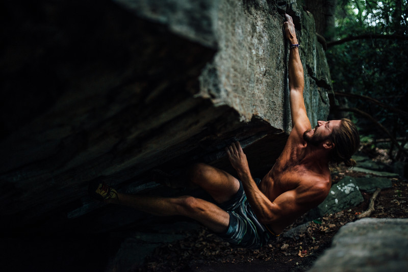 Dylan-Jones-Bouldering-Coopers-Rock-WV_August_25_2015_67