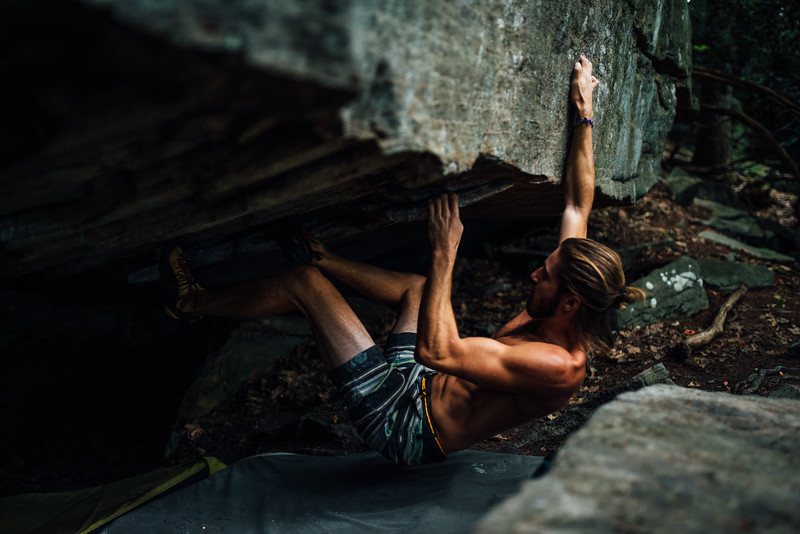 Dylan-Jones-Bouldering-Coopers-Rock-WV_August_25_2015_48