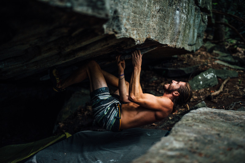 Dylan-Jones-Bouldering-Coopers-Rock-WV_August_25_2015_45-4