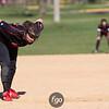 Minneapolis Patrick Henry Patriots v Minneapolis South Tigers Softball at Nokomis Park, March 27, 2015