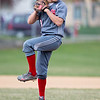 Minneapolis Patrick Henry Patriots v Minneapolis South Tigers Baseball at Van Cleve Park, March 28, 2015