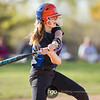 Minneapolis Washburn Millers v Minneapolis South Tigers Softball at Nokomis Park, March 29, 2015