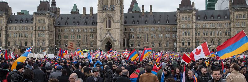Armenian Genocide commemoration in Ottawa