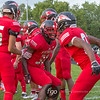 Minneapolis Edison Tommies at Minneapolis Patrick Henry Patriots football at Henry on 28 August 2015