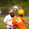 Robbinsdale Cooper Hawks v Minneapolis Washburn Millers Boys Soccer on 29 August 2015