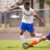 Robbinsdale Cooper Hawks v Minneapolis Washburn Millers Boys Soccer on 29 August 2015