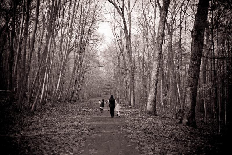 Ben Utter Trail Hike