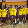 Minneapolis Roosevelt Teddies v Minneapolis Washburn Millers Boys Basketball on 1 December 2015