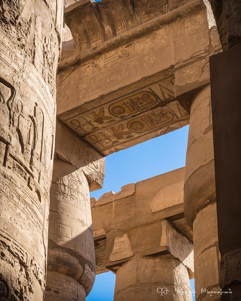 Karnak temple #1