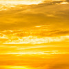 Sky in yellow #1