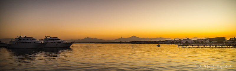 Hurghada at sunset #1