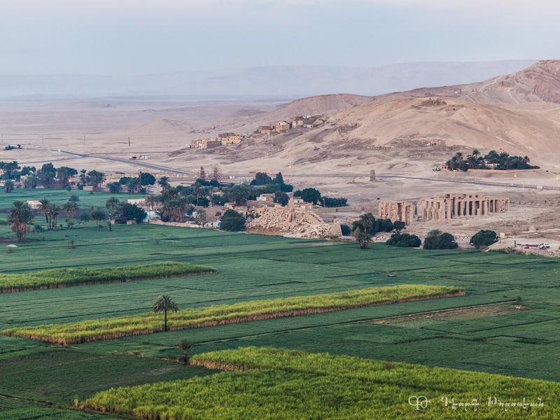 Madinat Habu, Luxor