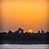 Sun saluting Kom Ombo #2