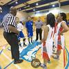 Minneapolis Patrick Henry Patriots v Minneapolis North Polars Girls Basketball, 10 Feb 2015