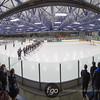 Hockey-Team Pano