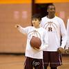 St Paul Academy v Minneapolis Roosevelt Basketball Sectionals, February 26, 2015