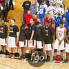 Minneapolis South v Hopkins Basketball Class 4A Section 6 Semifinals at Eden Prairie High School, February 28, 2015