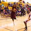 St. Paul Washington Technology v Minneapolis Roosevelt Basketball Class 2A Section 4 Quarterfinals at Minneapolis Roosevelt, February 28, 2015
