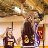 Minneapolis Southwest v Minneapolis Roosevelt Girls Basketball, February 5, 2015