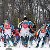 2015 Loppet Saturday Rossignol Junior Loppet U12/U10 3.5K race, January 31, 2015