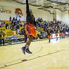 Minneapolis North Polars at Minneapolis South Tigers Basketball, January 4, 2015