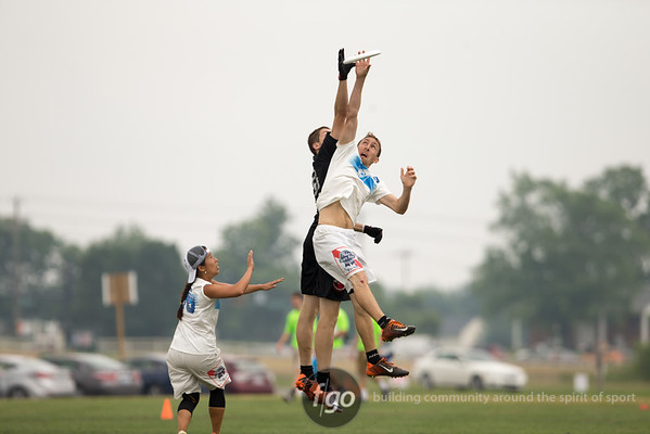 7-2-15 USA Ultimate 2015 US Open in West Chester, Ohio - Day 1