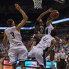 2015 MSHSL Class 4A Basketball State Championship between Champlin Park Rebels and Apple Valley Eagles at Target Center