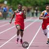 MSHSL State High School Track & Field Championships at Kaas Field, Hamline University on 6 June 2015 - Boys 200 meter Dash Finals