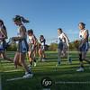 Holy Angels Stars v Minneapolis Warriors Girls Lacrosse at Washburn High School Field, 12 May 2015