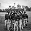 Blake School v Minneapolis Southwest Baseball at Parade Stadium, 15 May 2015