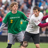 2015 USA Ultimate D1 College Championship Men's Division Semifinals - Oregon Ego v Florida State DUF at Uilhein Soccer Park, Milwaukee, Wisconsin on 24 May 2015