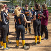 Minneapolis Edison Tommies v Minneapolis Roosevelt Teddies Softball at Bossen Field, 4 May 2015
