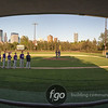Sleepy Eye St. Mary's v Minneapolis Southwest Baseball at Parade Stadium, 8 May 2015