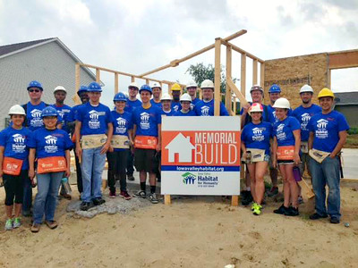 2015 Habitat Builds