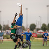 Boston Ironside v Boulder Johnny Bravo at Day 1 of the USA Ultimate National Championships Men's Division in Frisco, Texas
