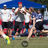 Minneapols Drag 'N Thrust v San Francisco Blackbird at Day 2 of the USA Ultimate National Championships Women's Division in Frisco, Texas