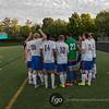 Minneapolis Roosevelt Teddies v Minneapolis Washburn Millers Boys Soccer on 10 September 2015