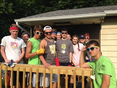 St. Norbert Youth Group 2015