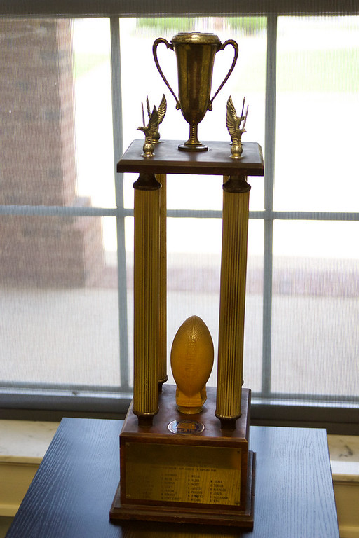 1975 Championship Trophy