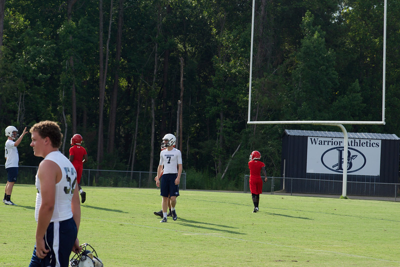 Warriors vs THS 7 on 7 6/28/16
