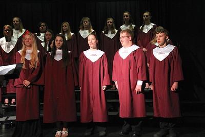 2016 AMHS Spring Chorus Concert II photos by Gary Baker